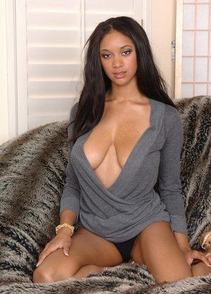 Beautiful black woman in the world nude think